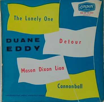 Duane Eddy Water Skiing