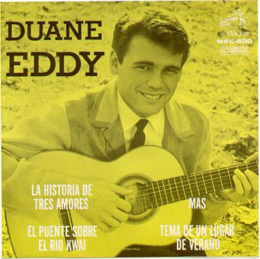 Duane Eddy - Pepe / Lost Friend (Amico Perduto)